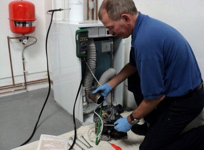 installation boiler Schaerbeek chez vous en 1h