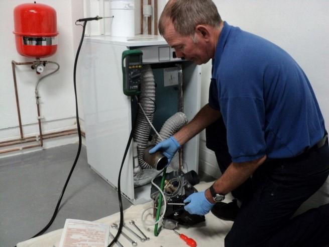installation chaudière Molenbeek avec garantie