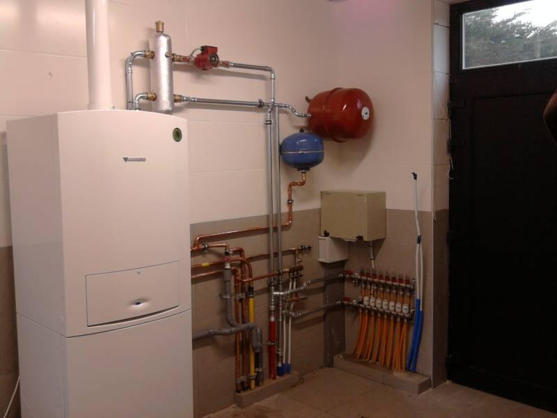 chauffagiste entretien chauffage a gaz