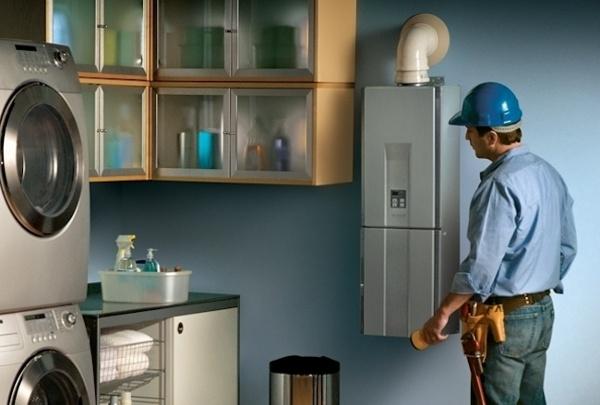 installation chauffage Remeha intervention rapide