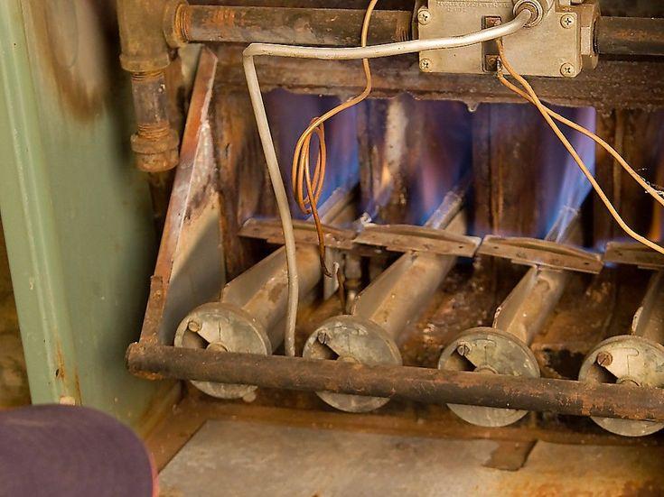 installation boiler Molenbeek service express