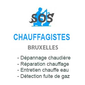 chauffagiste Watermael Boitsfort intervention rapide