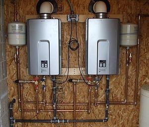 Remplacement et réparation du chauffe eau à Bruxelles