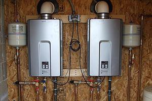 installation chauffe eau instantane