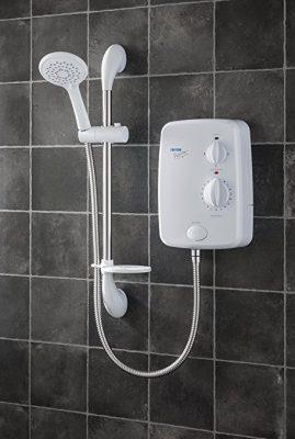 Un chauffe eau nouvelle génération placé dans la salle de douche