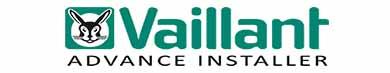 logo installateur chaudière Vaillant service